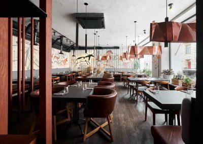 роспись ресторанов